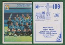 Coventry City Team 109